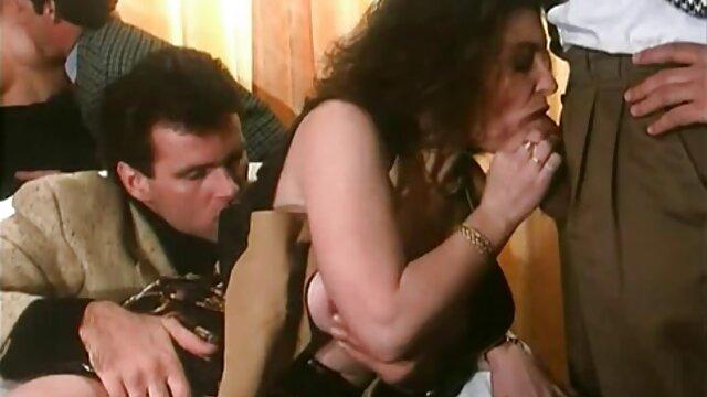 ونسا لین توسط دو نفر لعنتی سوپر سکسی الکسیس شد